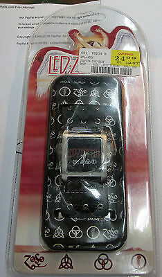 LED ZEPPELIN WATCH 2004  NEW NEVER OPENED VINTAGE PAGE BONHAM needs battery