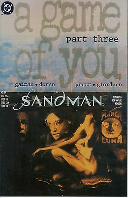 Sandman Issue 34 A Game of You