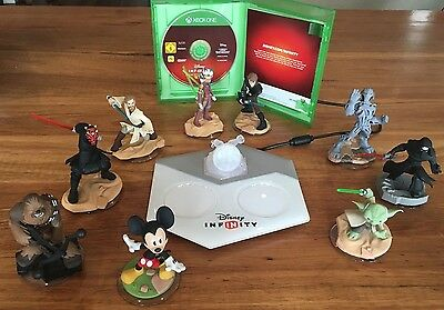 Disney Infinity 3.0 Starter Pack (Xbox One) including 9 characters and 1 mission