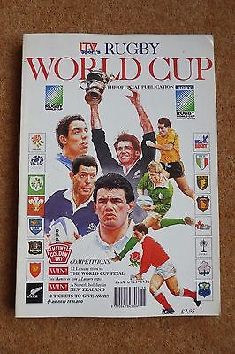Rugby World Cup 1991 ITV Sport Guide