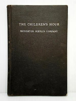 1907 Salesman`s Bk Promoting The 15 Vol. Houghton Mifflin` The Children`s  Hour