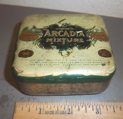 VINTAGE Mild Tobacco Tin Robert McConnell SPECIAL LONDON 50grs collectible
