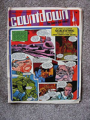 Countdown Comic #26 (1971) - Featuring Doctor Who, UFO, Stingray, Thunderbirds
