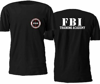 New Fbi Academy Quantico Virginia T Shirt Size S-4Xl