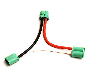 Castle Creations 011-0087-00 Series Wire Harness, 6.5Mm Polarized CSE011-0087-00