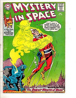 Mystery in Space #88 (Dec 1963, DC) VG/F