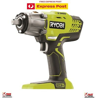 18V ONE+ 3 SPEED IMPACT WRENCH - Skin Only R18IW-0