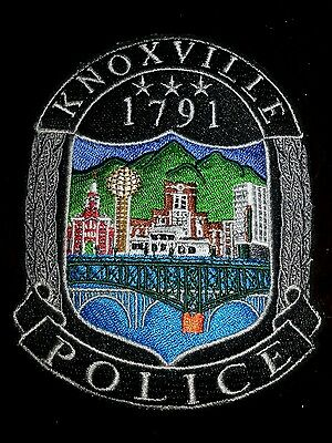 Knoxville Tennessee Police Sheriff Patch NICE