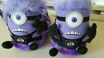 Despicable me slippers