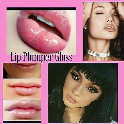 Big huge Lips Fast Lip Plumper Gloss  balm, Enhancer,Larger Lips Gloss
