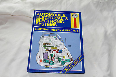 Automobile Electrical And Electronic Systems - Haynes Manual 818