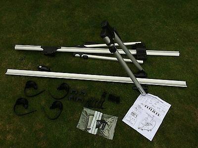 Exodus Car Roof Mounted Cycle Carrier x 2