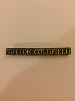 TGI Fridays Collectible Pin- Sutton Coldfield Store Pin