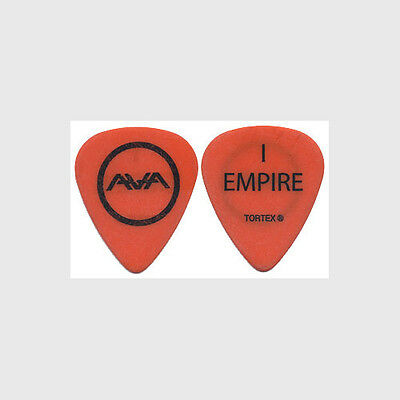 Angels and Airwaves Tom Delonge authentic 2007 tour Guitar Pick