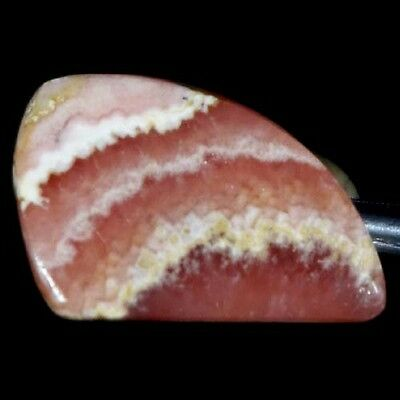 16.05Cts. Natural Designer Rhodochrosite Fancy Cabochon Rare Loose Gemstones