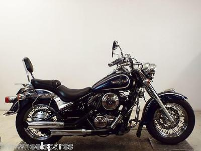 Kawasaki Vn800- 2002 Gleaming Met Blue-Part Exchange To Clear No Reserve-Clean