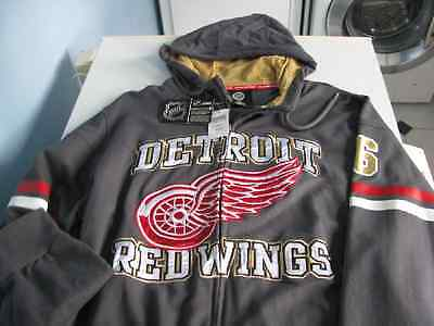 Nhl Detroit Redwings Hoodies New Xl With Tags