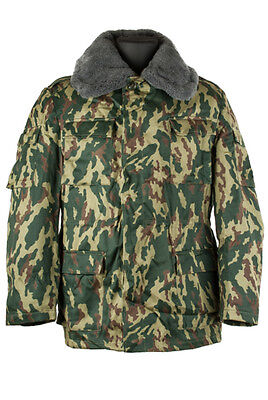 Russian USSR camouflage winter jackets SUPER WARM SUPER QUALITY SALE