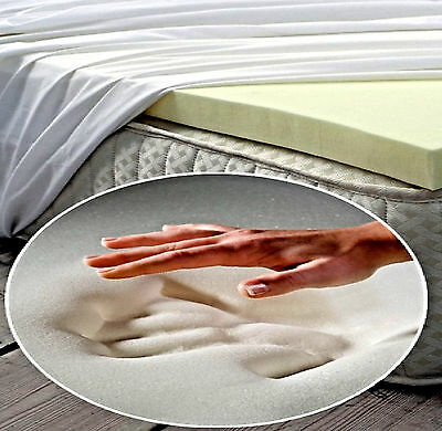 memory-foam-topper-orthopidic-mattres cut in any size
