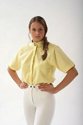 CLEARANCE Rhinegold Easy Care Ladies Horse Riding Competition Show Shirt £9.99 !