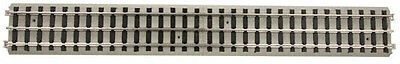 """MTH 11-99003 Standard Gauge RealTrax 28"""" Straight Track Sections (16)"""