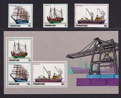p Malaya Singapore Stamps & M/S with Faults