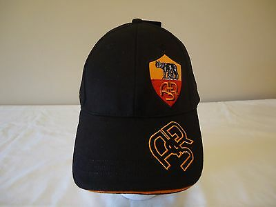 Roma Official Licensed Hat Cap Adults Large/xl New