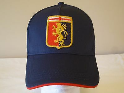 Genoa Official Licensed Hat Cap Adults  New