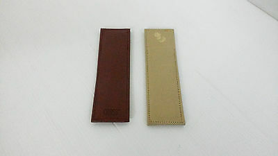 (lot of 2) CROSS leather pen holder - exclude pen