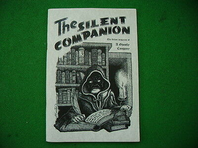 The Silent Companion 3 Ghost Stories M.r.james Interest