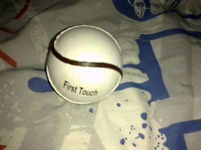 First Touch   Large Size   Practice   Softball      Not Sealed     New Condition