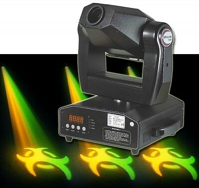 iSolution iMove 5S Moving Head DJ Disco Light