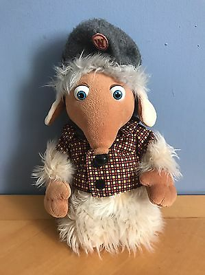 "The Wombles Bungo 10"" Soft Toy / Film Fair - Golden Bear 1998 / Womble"