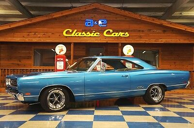 1969 Plymouth GTX  1969 Plymouth GTX Numbers Matching 440 cui