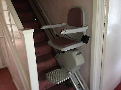 Acorn Supaglide straight stair lift