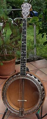 """Epiphone Tenorbanjo """"Recording Style A"""" Made in USA"""