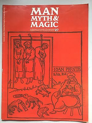 Man, Myth & Magic 1970 No 27 east anglian and essex witches ebionites, Eckhart