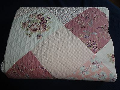Large Summer Quilt/Throw (Collection Only Item BS3)