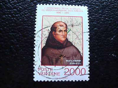 VATICAN - timbre yvert et tellier n° 923 obl (A28) stamp