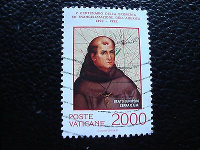 VATICAN - timbre yvert et tellier n° 923 obl (A28) stamp (A)
