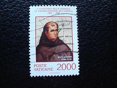 VATICAN - timbre yvert et tellier n° 923 obl (A28) stamp (Z)