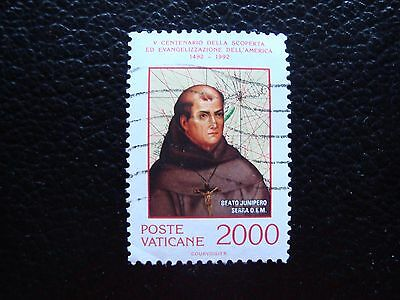 VATICAN - timbre yvert et tellier n° 923 obl (A28) stamp (E)