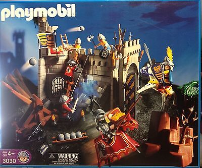 Playmobil 3030 Castle / Action Knights - NEW - MISB