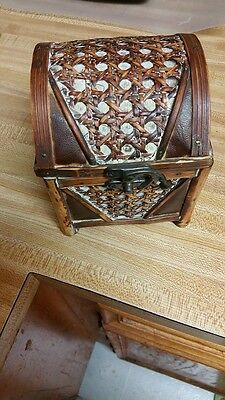 Haunted Salem MA, witches oil perfume box