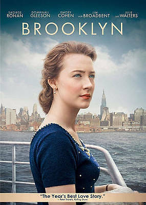 Brooklyn DVD, 2016 NEW FREE SHIPPING