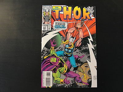 The Mighty Thor Vol 1 #466 Near Mint Condition Sept 1993 Marvel Comics
