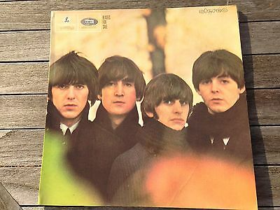 The Beatles: Beatles For Sale (Stereo) NM/NM