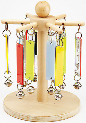 NEW Fluorescent Mirror Chime-About Sensory Toy Special Needs SEN Autism