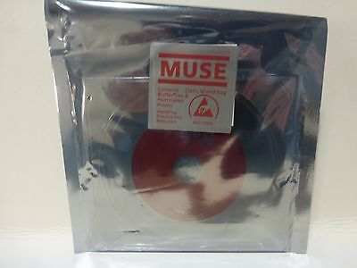Muse - Butterflies & Hurricanes - Promo Minimax CD 2004 -  New