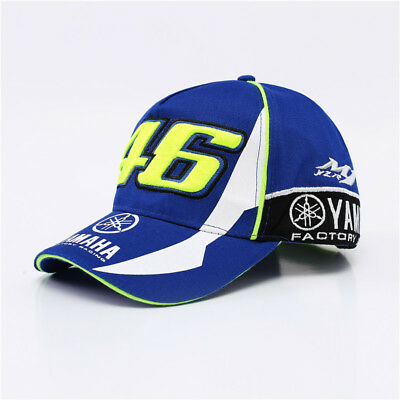 CAPPELLINO UFFICIALE VALENTINO ROSSI THE DOCTOR VR46 yamaha factory racing